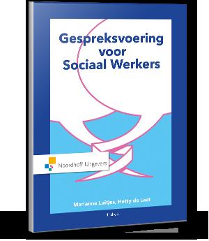 Boekcover Gespreksvoering voor Sociaal Werkers