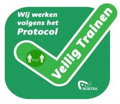 Veilig Trainen Nobtra, volgens protocol